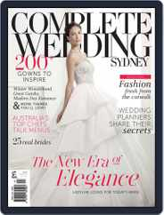 Complete Wedding Sydney Magazine (Digital) Subscription July 30th, 2013 Issue