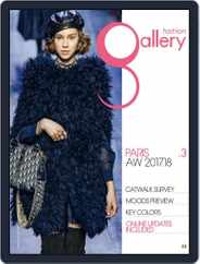 FASHION GALLERY PARIS (Digital) Subscription October 1st, 2017 Issue