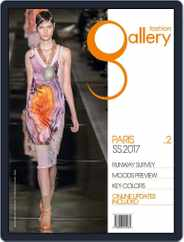 FASHION GALLERY PARIS (Digital) Subscription January 1st, 2017 Issue