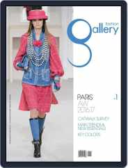 FASHION GALLERY PARIS (Digital) Subscription October 1st, 2016 Issue