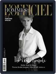 L'officiel Hommes Nl (Digital) Subscription October 21st, 2015 Issue