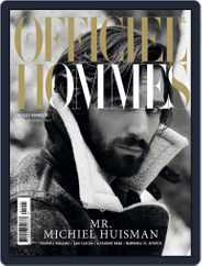 L'officiel Hommes Nl (Digital) Subscription October 7th, 2014 Issue