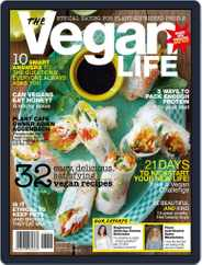 The Vegan Life Magazine (Digital) Subscription January 1st, 2017 Issue