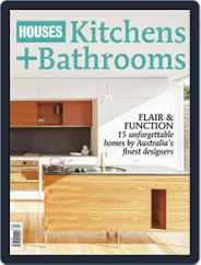 Houses: Kitchens + Bathrooms Magazine (Digital) Subscription June 1st, 2014 Issue