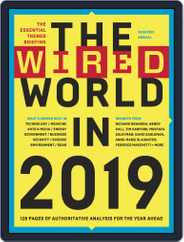 The Wired World Magazine (Digital) Subscription November 6th, 2018 Issue