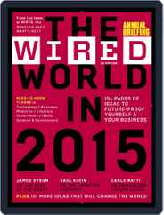 The Wired World Magazine (Digital) Subscription January 20th, 2015 Issue