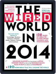 The Wired World Magazine (Digital) Subscription January 21st, 2014 Issue