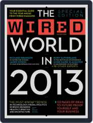 The Wired World Magazine (Digital) Subscription January 15th, 2013 Issue