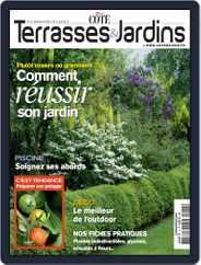Côté Terrasses et Jardins Magazine (Digital) Subscription March 22nd, 2011 Issue