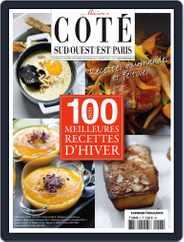 Côté Sud / Est / Ouest / Paris Magazine (Digital) Subscription November 26th, 2010 Issue