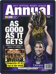 Official Rugby League Annual Magazine (Digital) Subscription December 7th, 2017 Issue