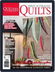 Great Australian Quilts Magazine (Digital) Subscription August 20th, 2013 Issue
