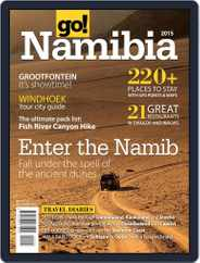 Go! Namibia Magazine (Digital) Subscription March 31st, 2015 Issue
