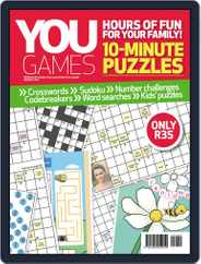 You Play - 10 Minute Puzzles Magazine (Digital) Subscription June 23rd, 2015 Issue