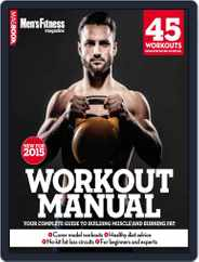 Men's Fitness Workout Manual Magazine (Digital) Subscription December 5th, 2014 Issue