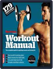 Men's Fitness Workout Manual Magazine (Digital) Subscription January 24th, 2012 Issue