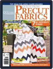 Quilts From Precut Fabrics Magazine (Digital) Subscription March 27th, 2014 Issue