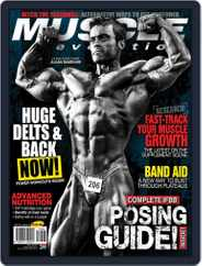 Muscle Evolution (Digital) Subscription May 1st, 2017 Issue