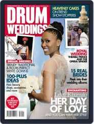 Drum Weddings Magazine (Digital) Subscription August 21st, 2013 Issue