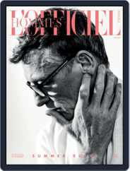 L'Officiel Hommes España (Digital) Subscription July 1st, 2018 Issue
