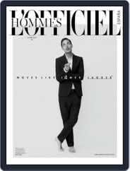 L'Officiel Hommes España (Digital) Subscription November 1st, 2017 Issue