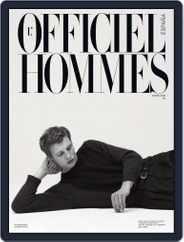 L'Officiel Hommes España (Digital) Subscription October 1st, 2015 Issue
