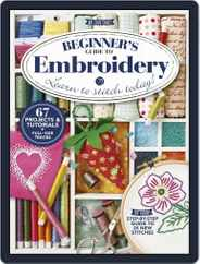 Beginner's Guide To Embroidery Magazine (Digital) Subscription March 9th, 2016 Issue