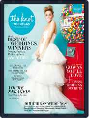 The Knot Michigan Weddings (Digital) Subscription April 23rd, 2018 Issue