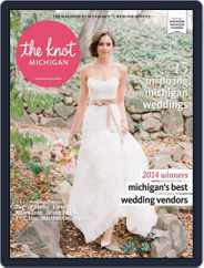 The Knot Michigan Weddings (Digital) Subscription May 19th, 2014 Issue
