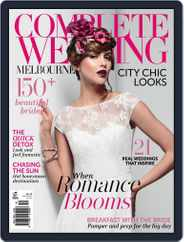 Complete Wedding Melbourne (Digital) Subscription June 17th, 2015 Issue