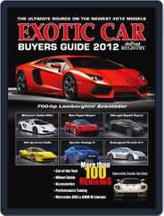 Exotic Car Buyers Guide Magazine (Digital) Subscription September 20th, 2011 Issue