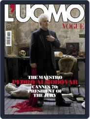L'uomo Vogue (Digital) Subscription April 1st, 2017 Issue