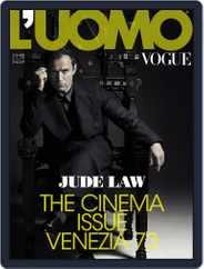 L'uomo Vogue (Digital) Subscription September 1st, 2016 Issue