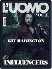 L'uomo Vogue (Digital) Subscription May 11th, 2016 Issue