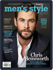 Men's Style Australia (Digital) Subscription July 1st, 2017 Issue