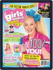 Girls' World (Digital) Subscription June 1st, 2020 Issue