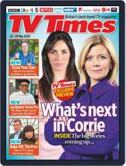 TV Times (Digital) Subscription May 23rd, 2020 Issue