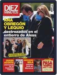 Diez Minutos (Digital) Subscription May 27th, 2020 Issue