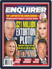 National Enquirer (Digital) Subscription June 1st, 2020 Issue