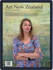 Art New Zealand (Digital) Subscription June 1st, 2020 Issue