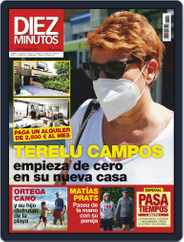 Diez Minutos (Digital) Subscription June 3rd, 2020 Issue