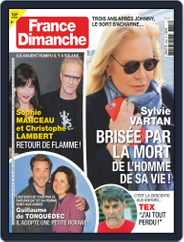 France Dimanche (Digital) Subscription May 29th, 2020 Issue