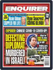 National Enquirer (Digital) Subscription June 8th, 2020 Issue