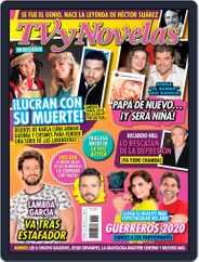 Tvynovelas (Digital) Subscription June 8th, 2020 Issue