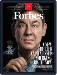 Forbes (Digital) Subscription June 1st, 2020 Issue