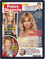 France Dimanche (Digital) Subscription June 12th, 2020 Issue