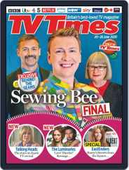 TV Times (Digital) Subscription June 20th, 2020 Issue