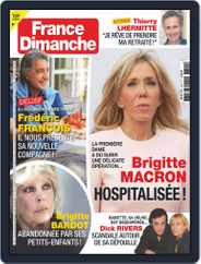 France Dimanche (Digital) Subscription June 19th, 2020 Issue