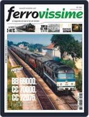 Ferrovissime (Digital) Subscription July 1st, 2020 Issue
