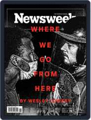 Newsweek Europe (Digital) Subscription July 3rd, 2020 Issue